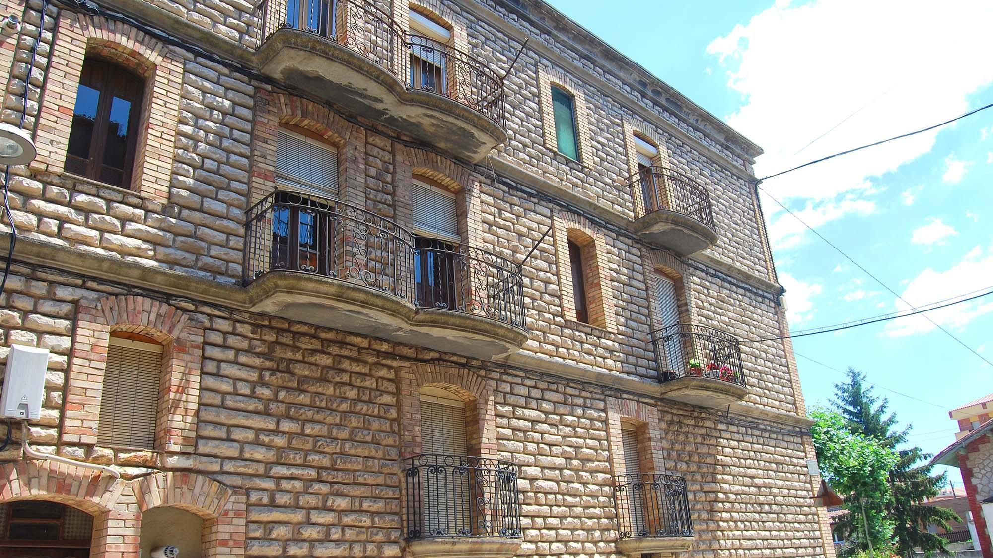 Bâtiment  Cal Torreta