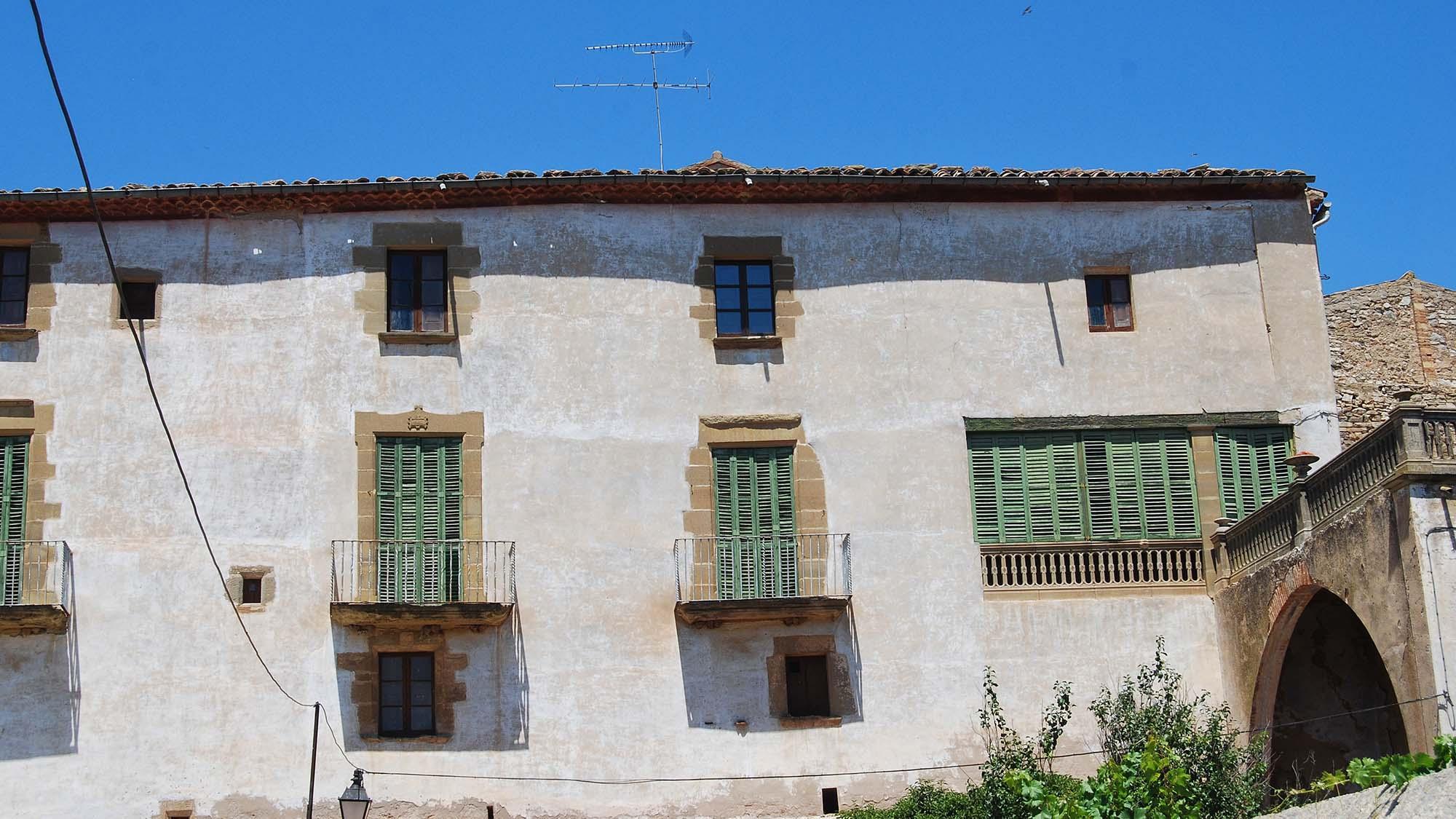 Edifici  Casa Sileta