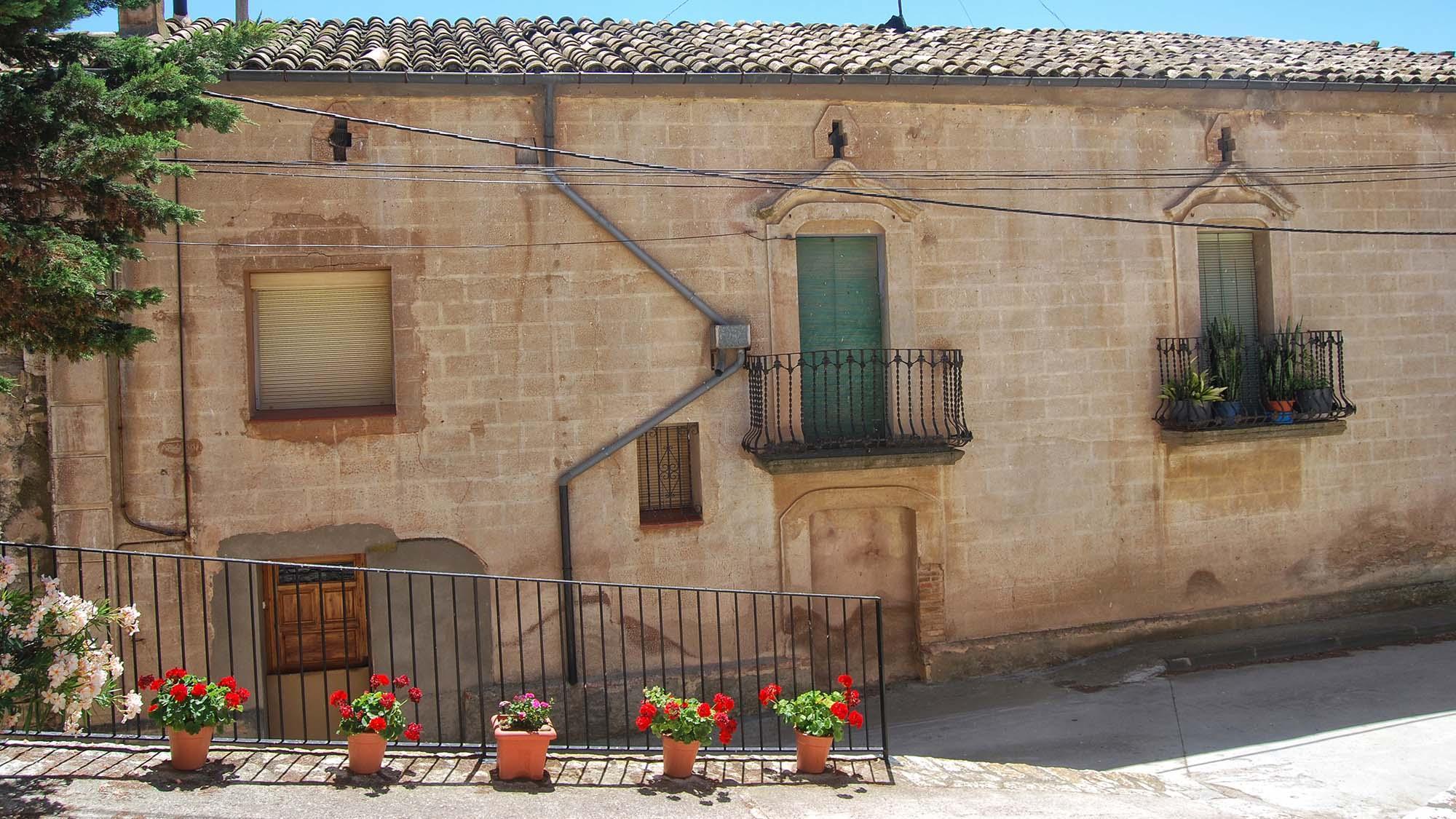 Edificio Cal Cunyé