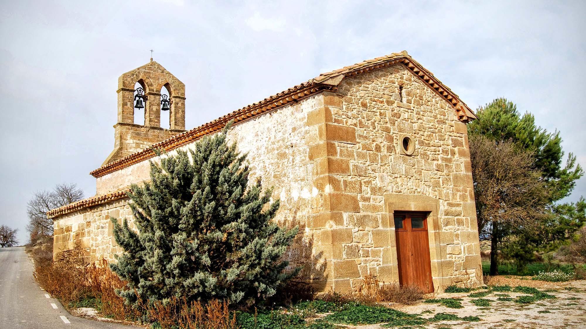 Ermita de Mare de Déu de Camp-real