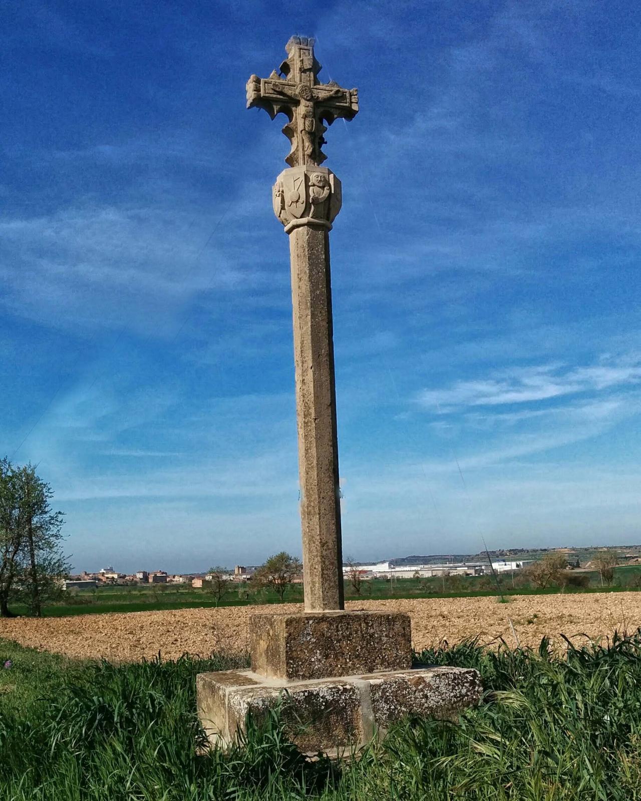 Wayside cross of Massoteres