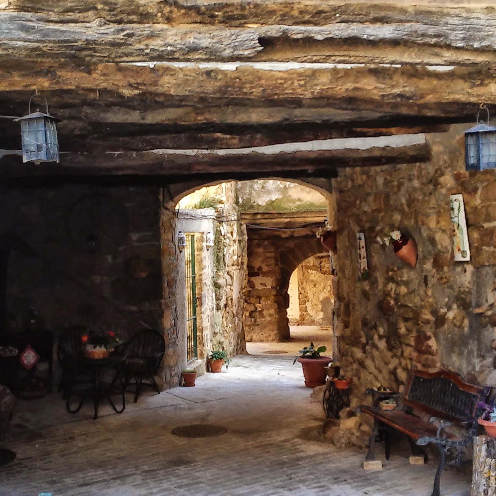 Vieille ville  Porxos