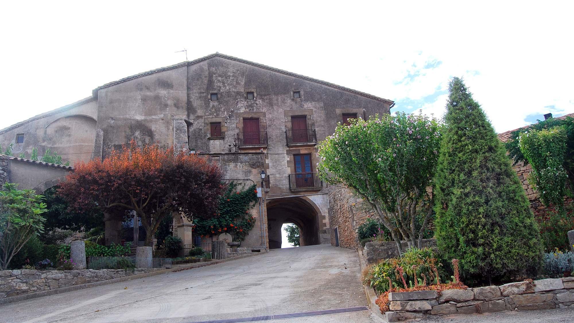Bâtiment  Cal Ribalta
