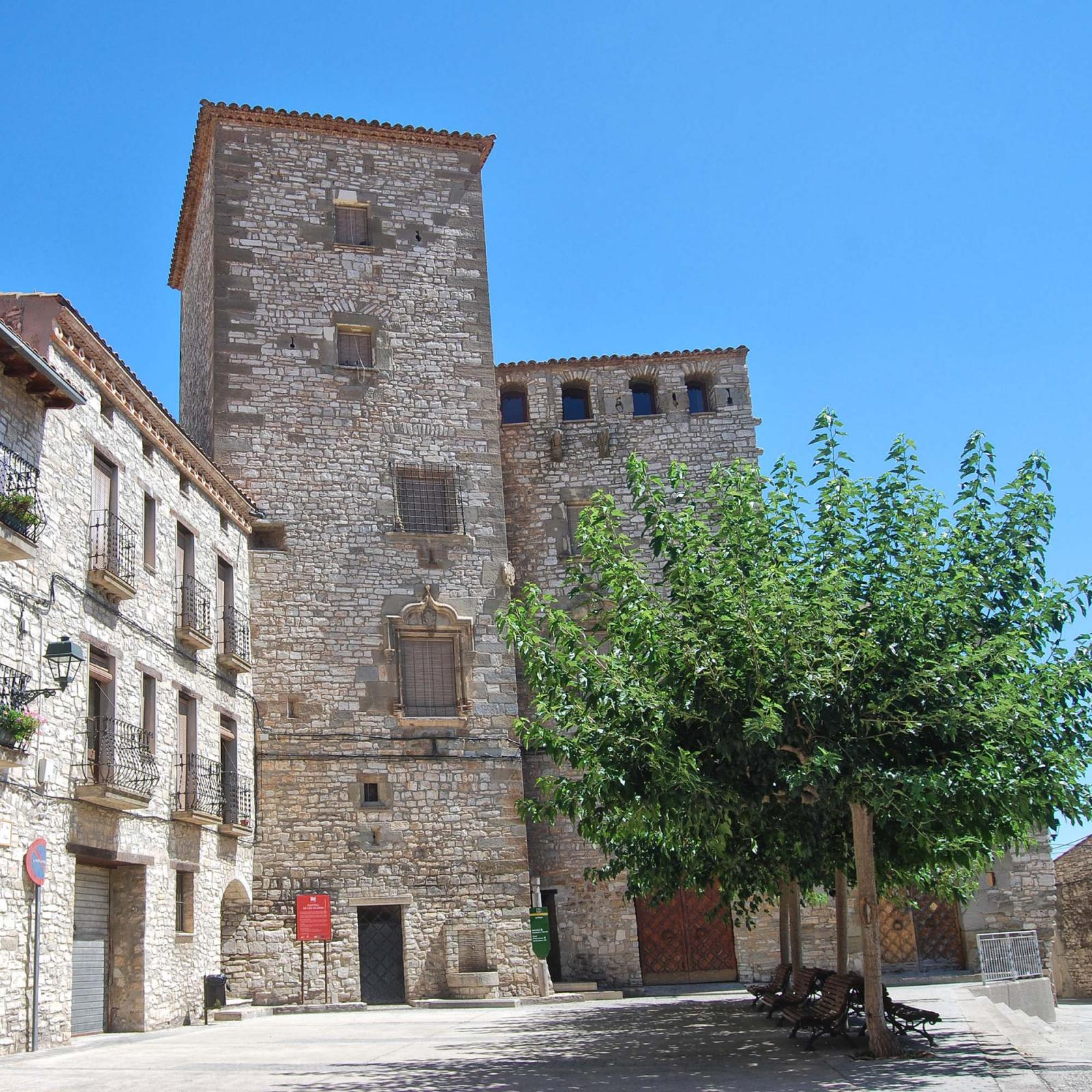 Castle of Oluja Baixa
