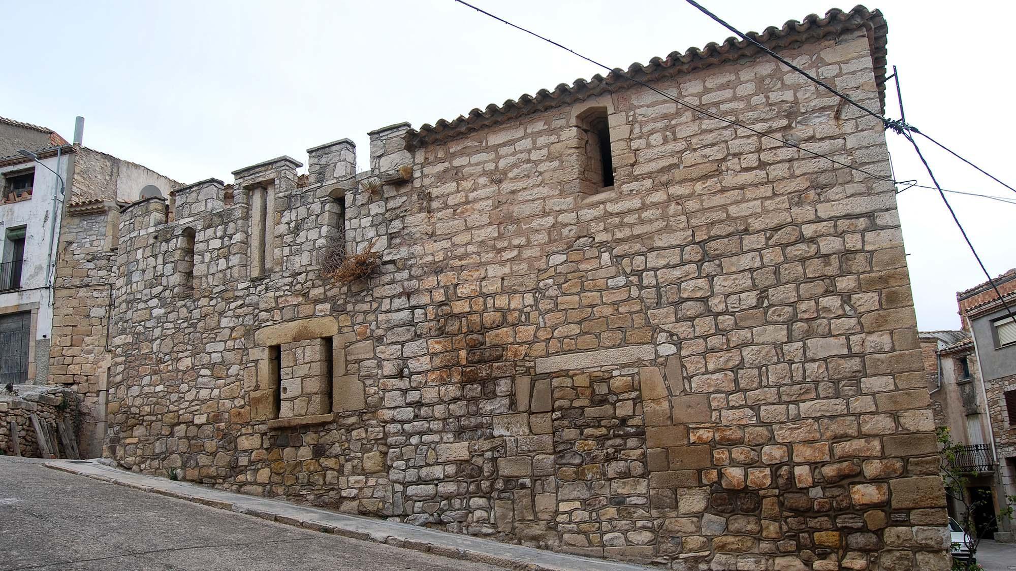 Castell de Sant Martí