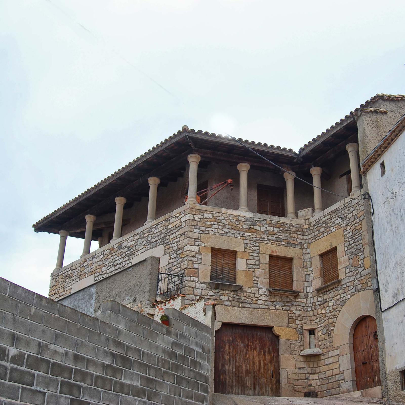 Castillo Sant Martí