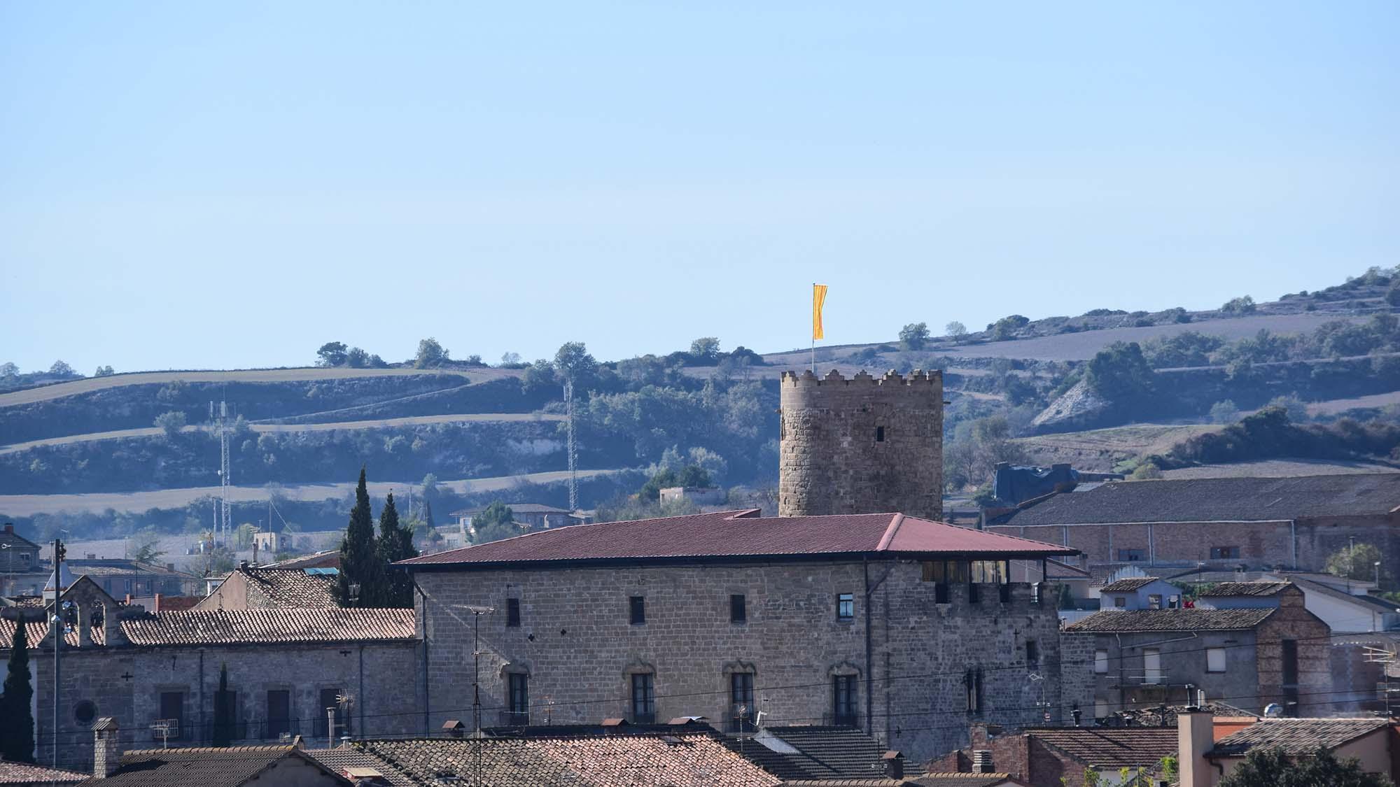 Château de Santa Coloma