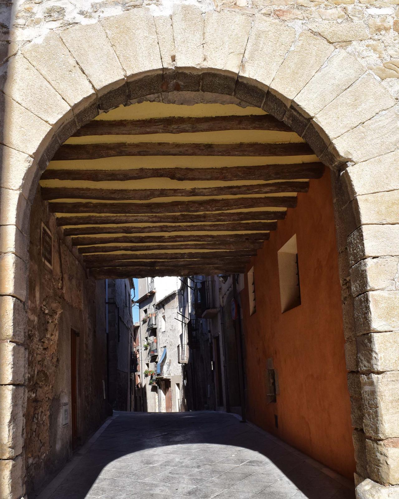 Portail de Martí