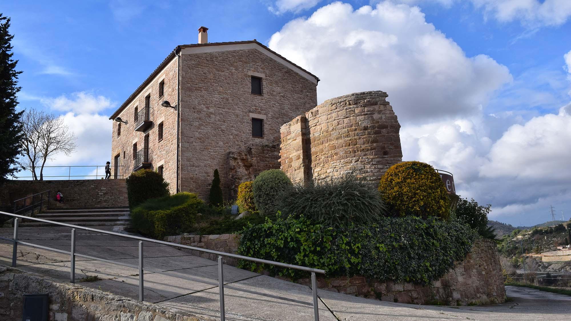 Castillo de Veciana