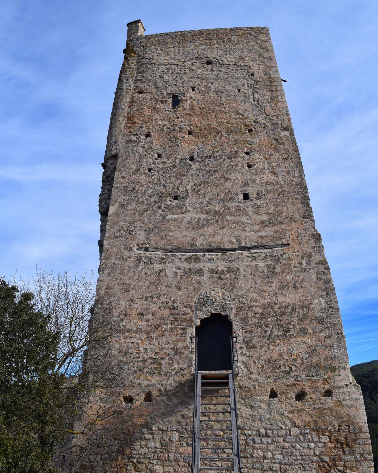 Castell de Santa Perpètua