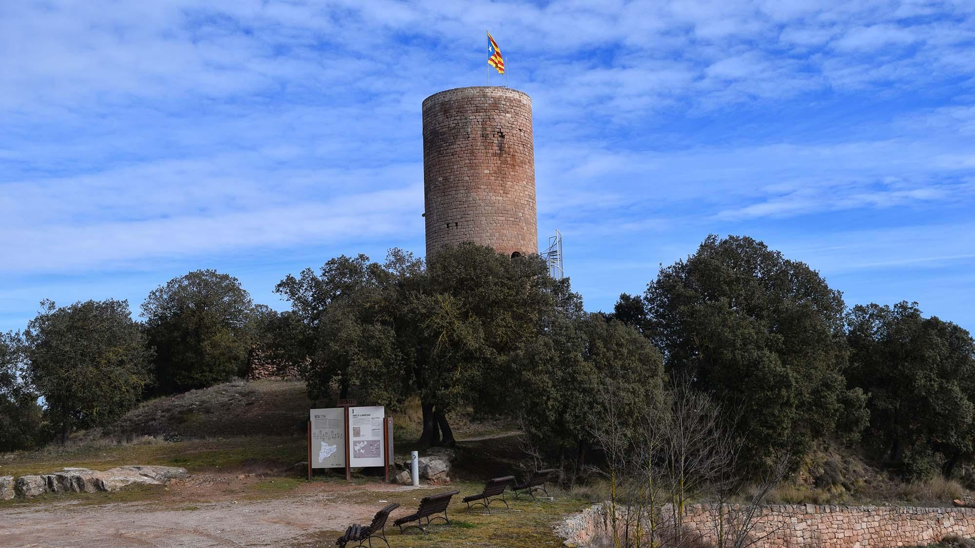 Tower of la Manresana