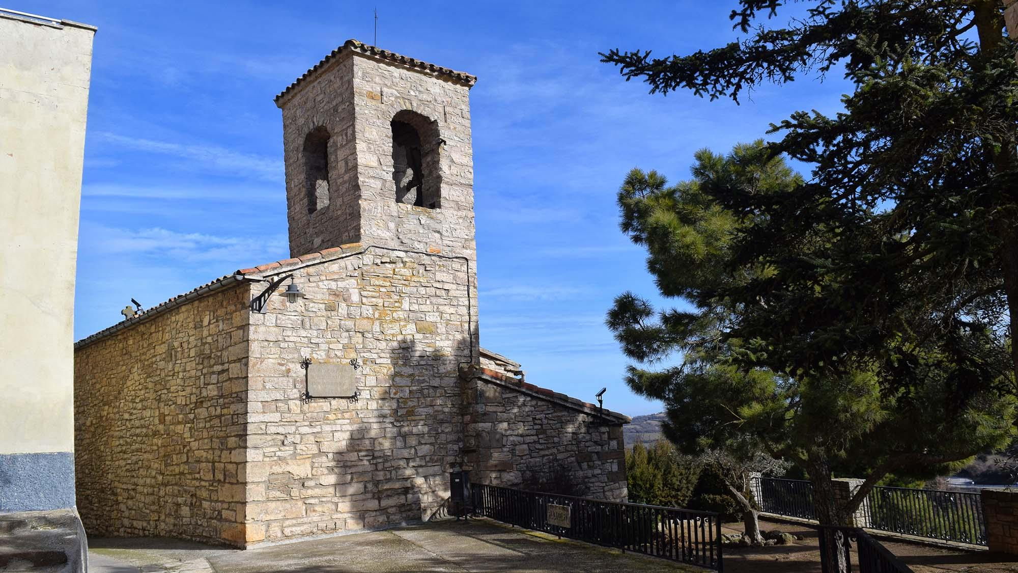 Church Sant Vicenç