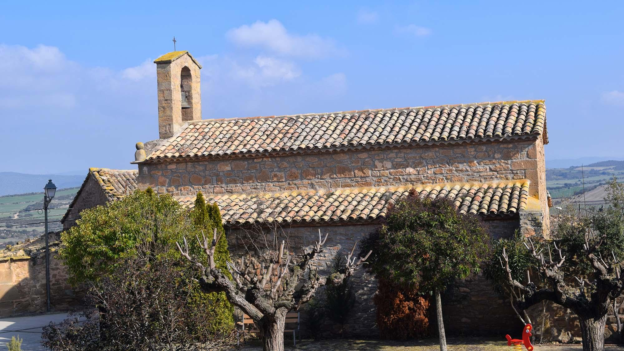 Church of Sant Sebastià i Sant Isidre