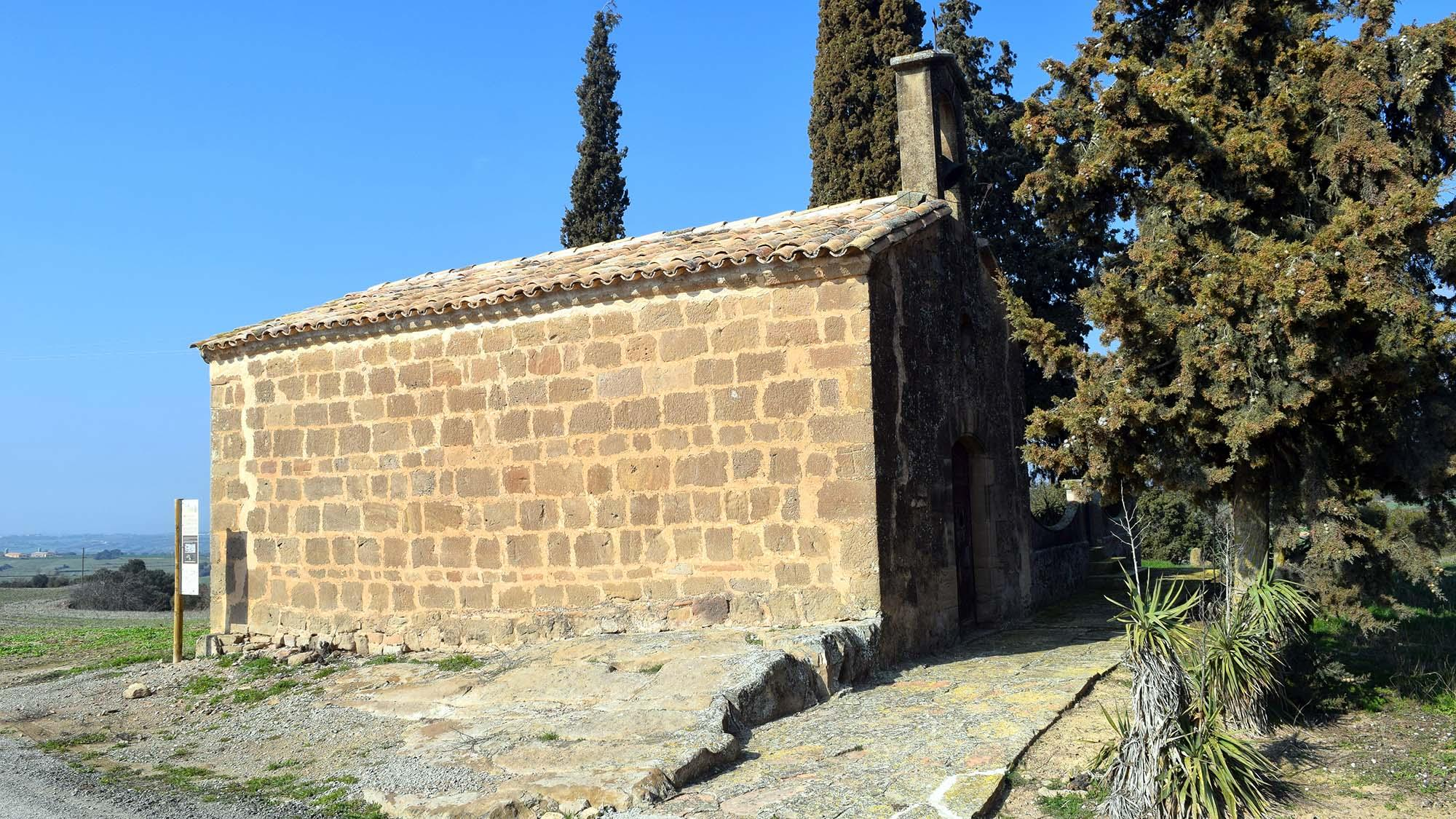 Chapel of Sant Vicenç de Mascó