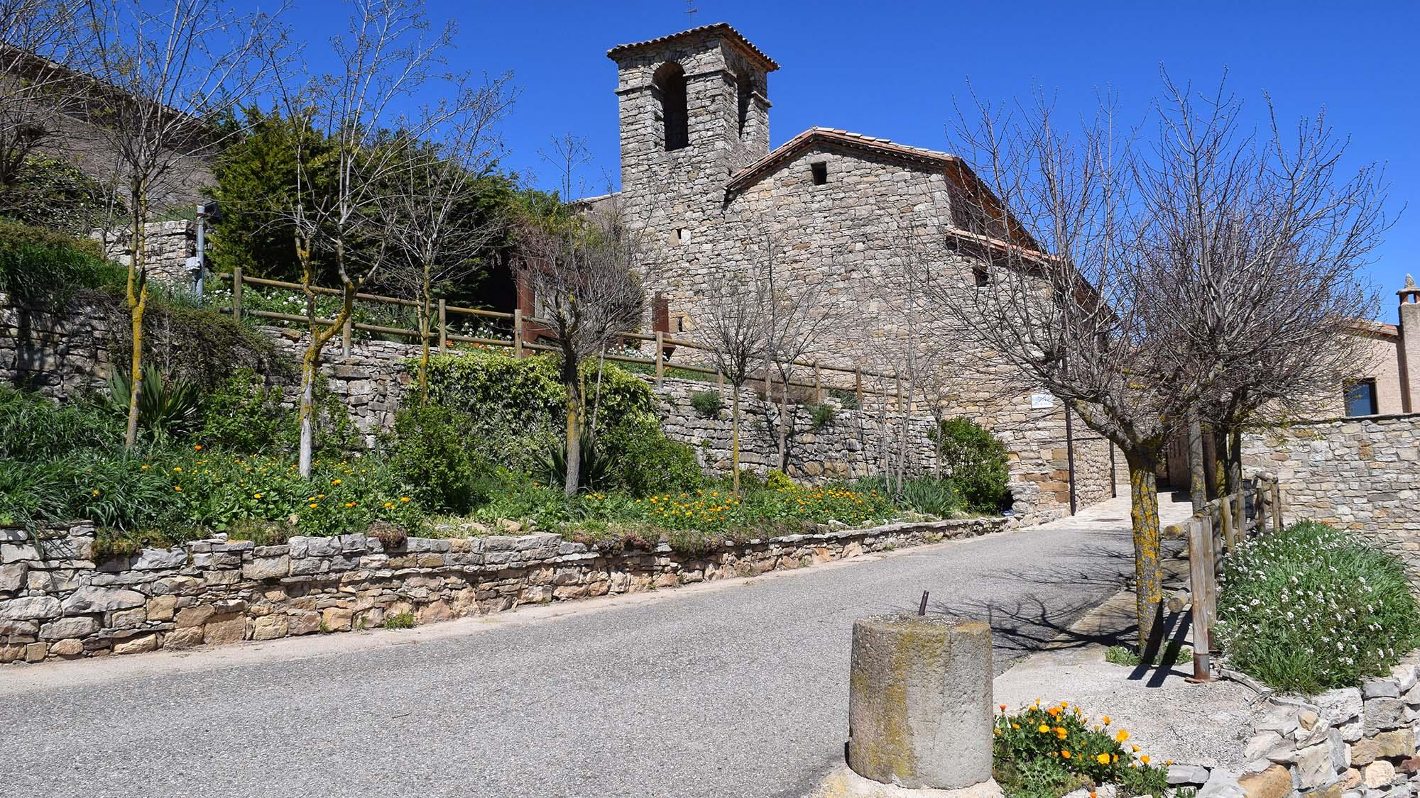 Church Sant Jaume