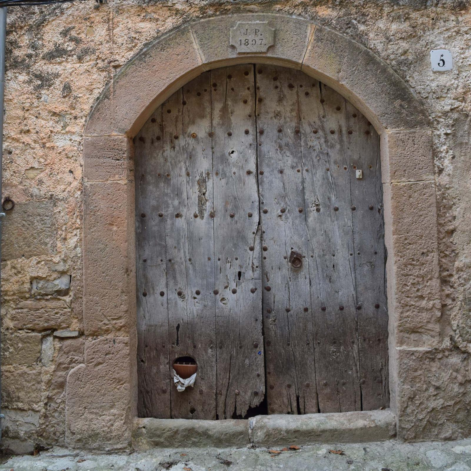 Casco antiguo  La Pobla de Carivenys