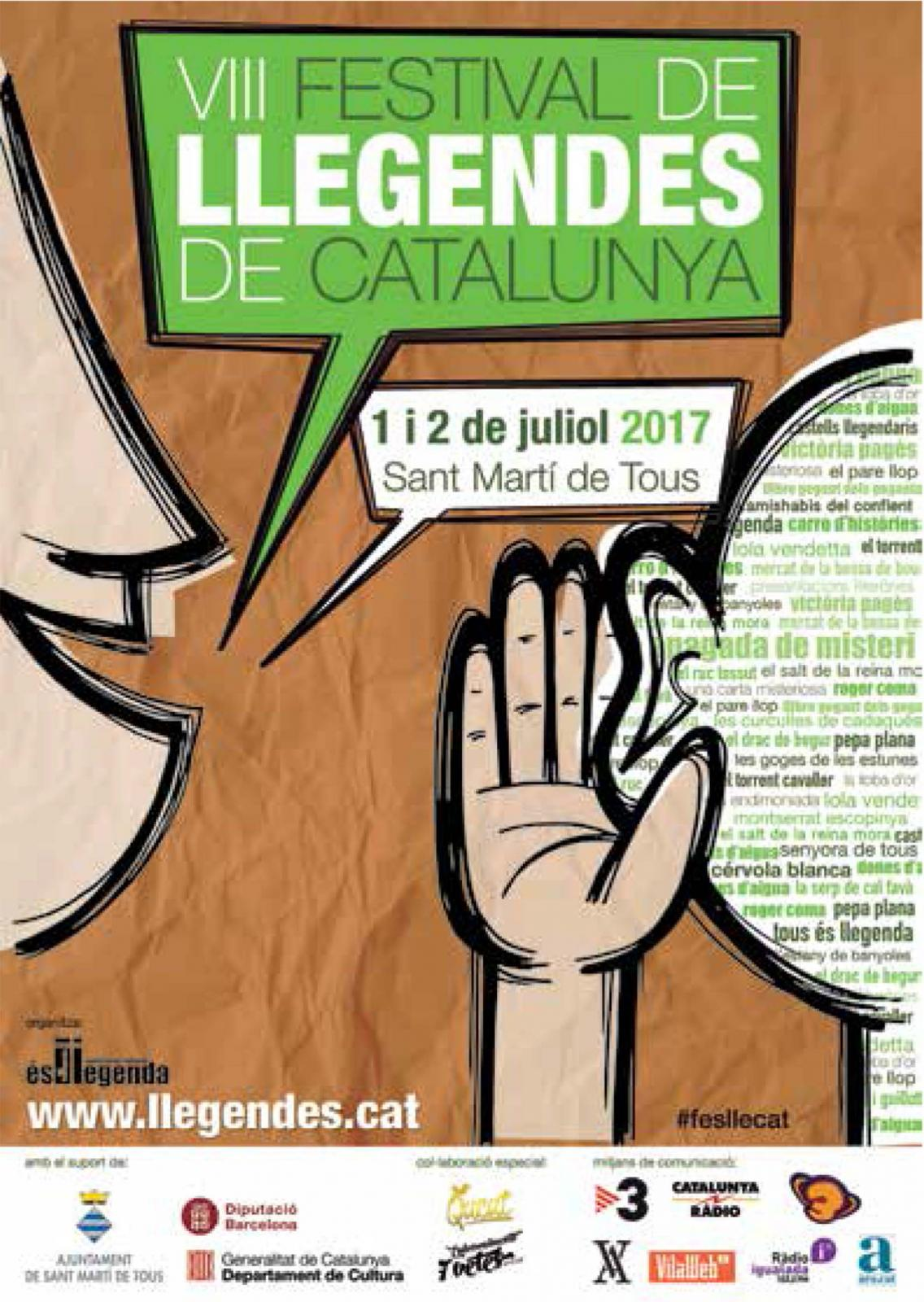 cartell 8è Fesllecat