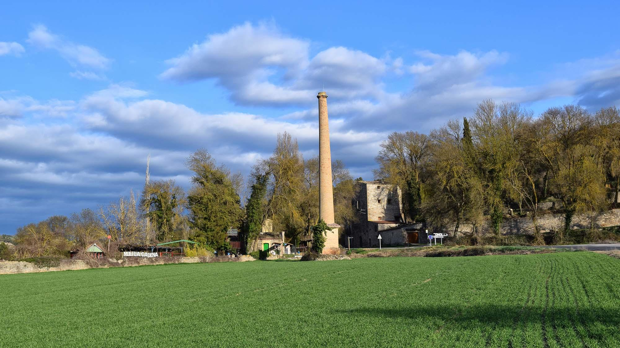 Industrial Molí de la Cadena