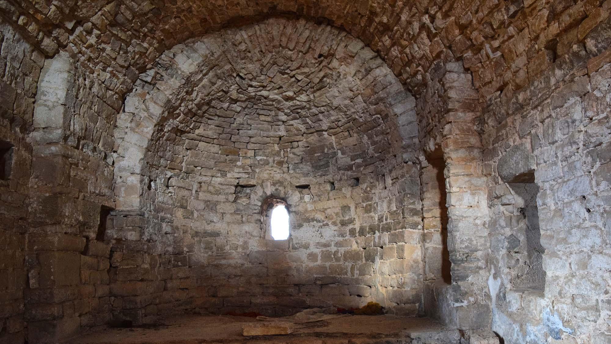 Capella de Santa Fe de Montfred