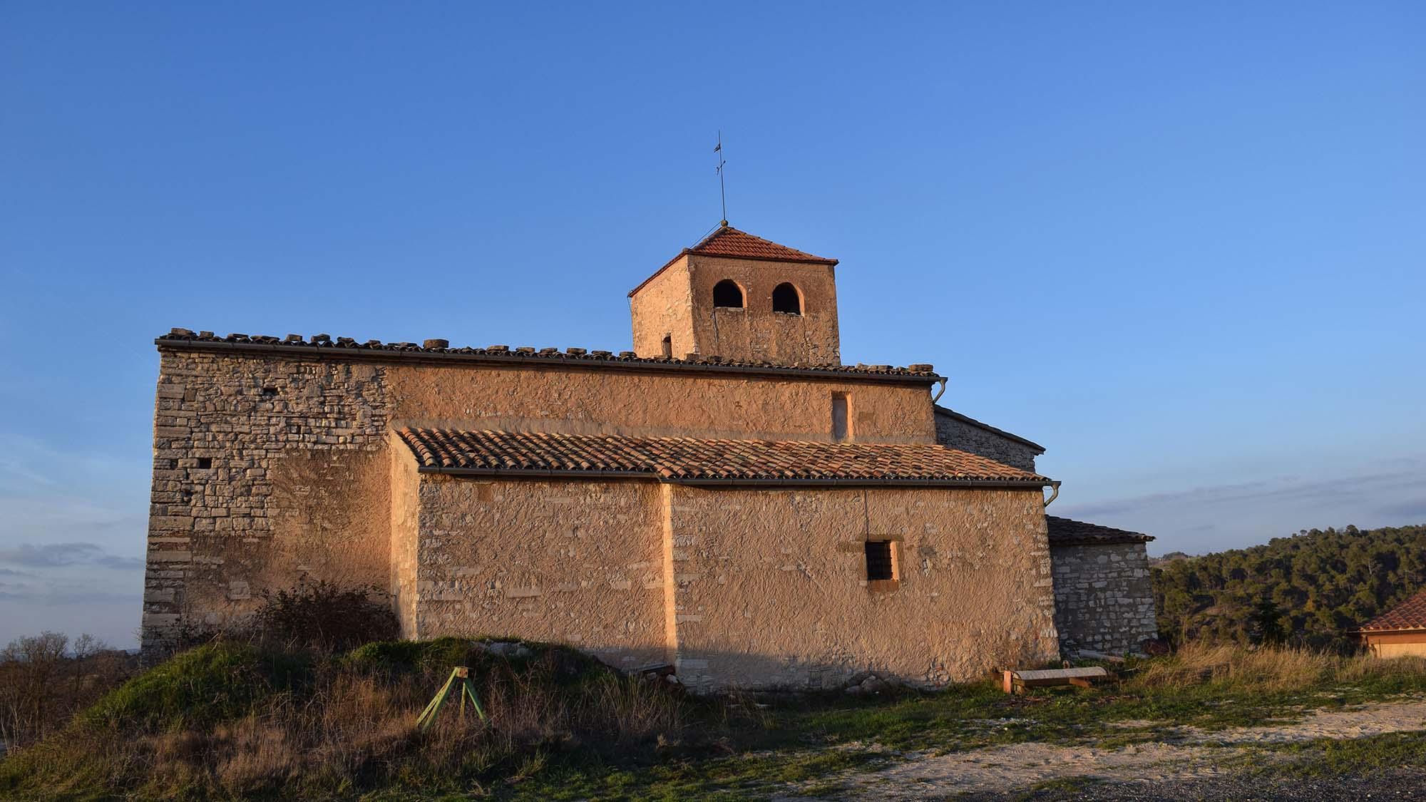 Església de Santa Maria del Coll