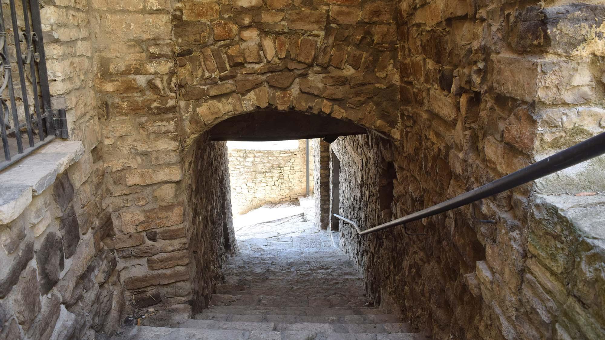 Espai  Portal de Cal Marcé Vell