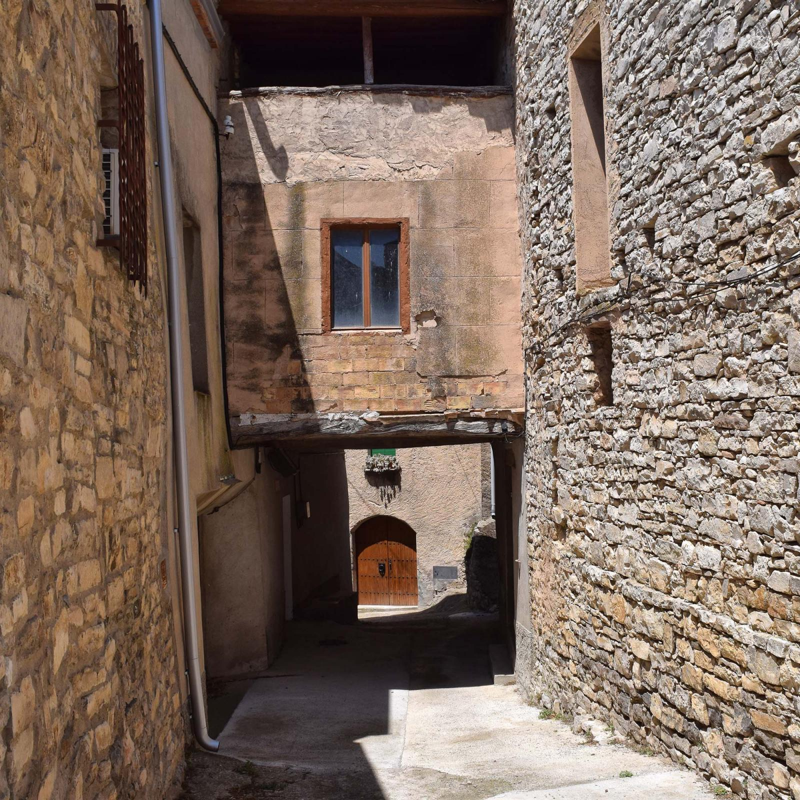 Espai  Portals i carrers