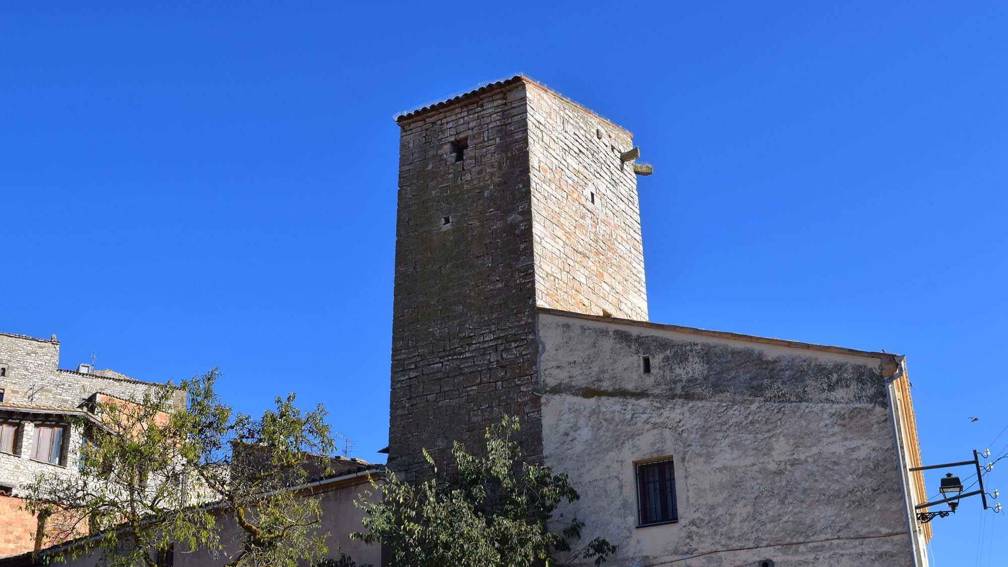 Torre de Cal Franquesa