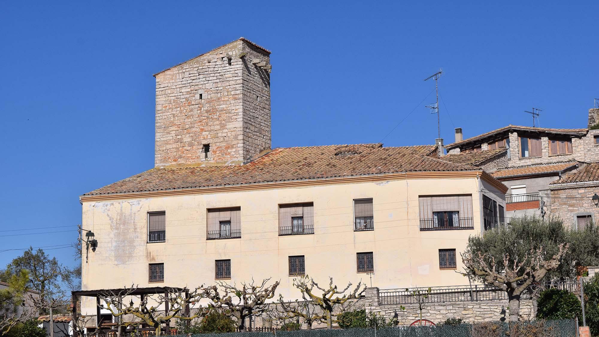 Tower of Cal Franquesa