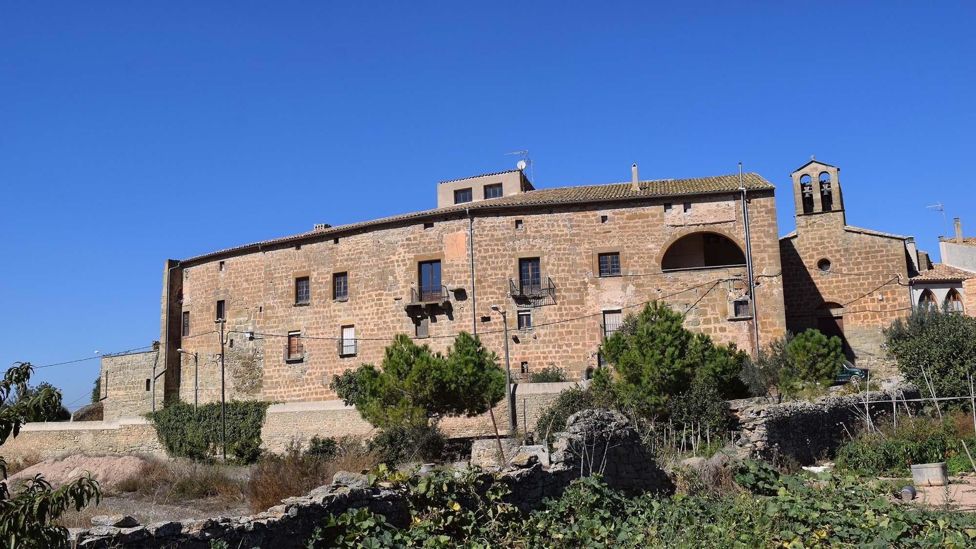 Edifici  Ca n'Alió o Casa Solsona