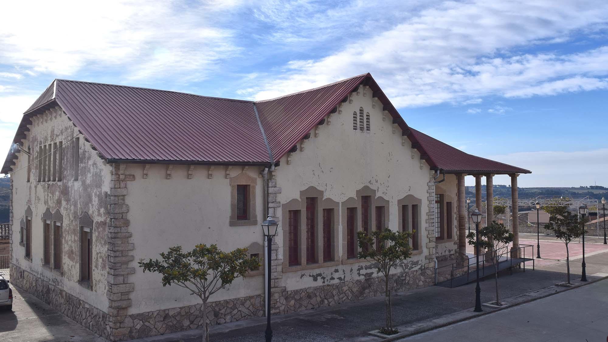 Espai  Antigues escoles