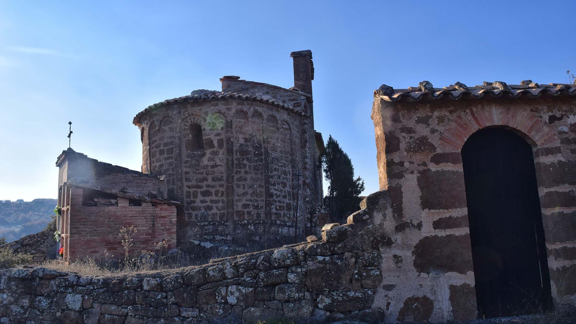 Església de Sant Pere de mas Pujol