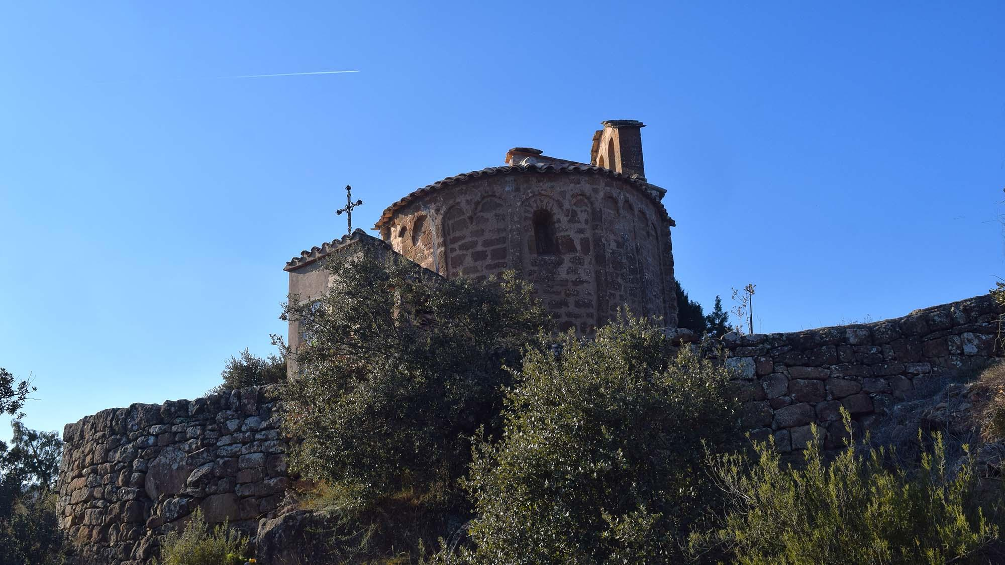 Church of Sant Pere de mas Pujol