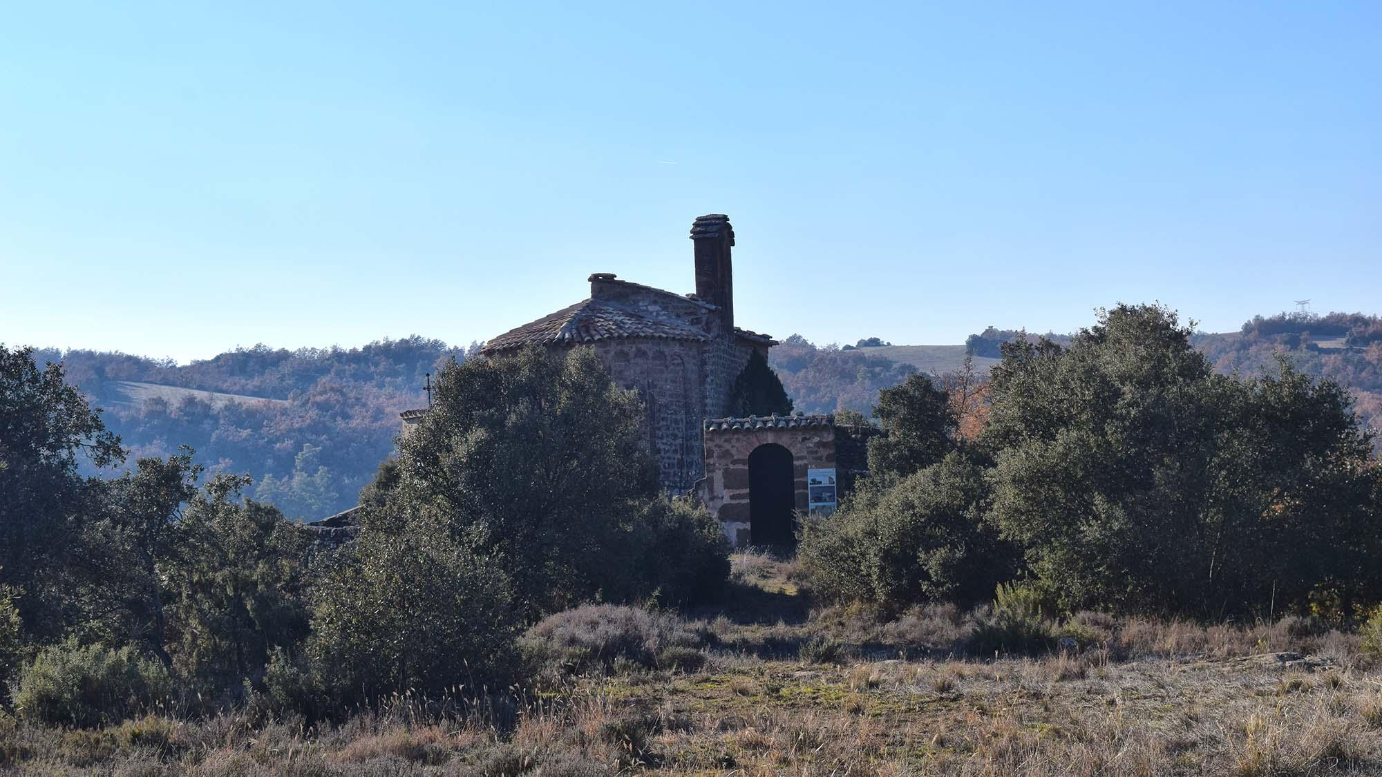 Église de Sant Pere de mas Pujol