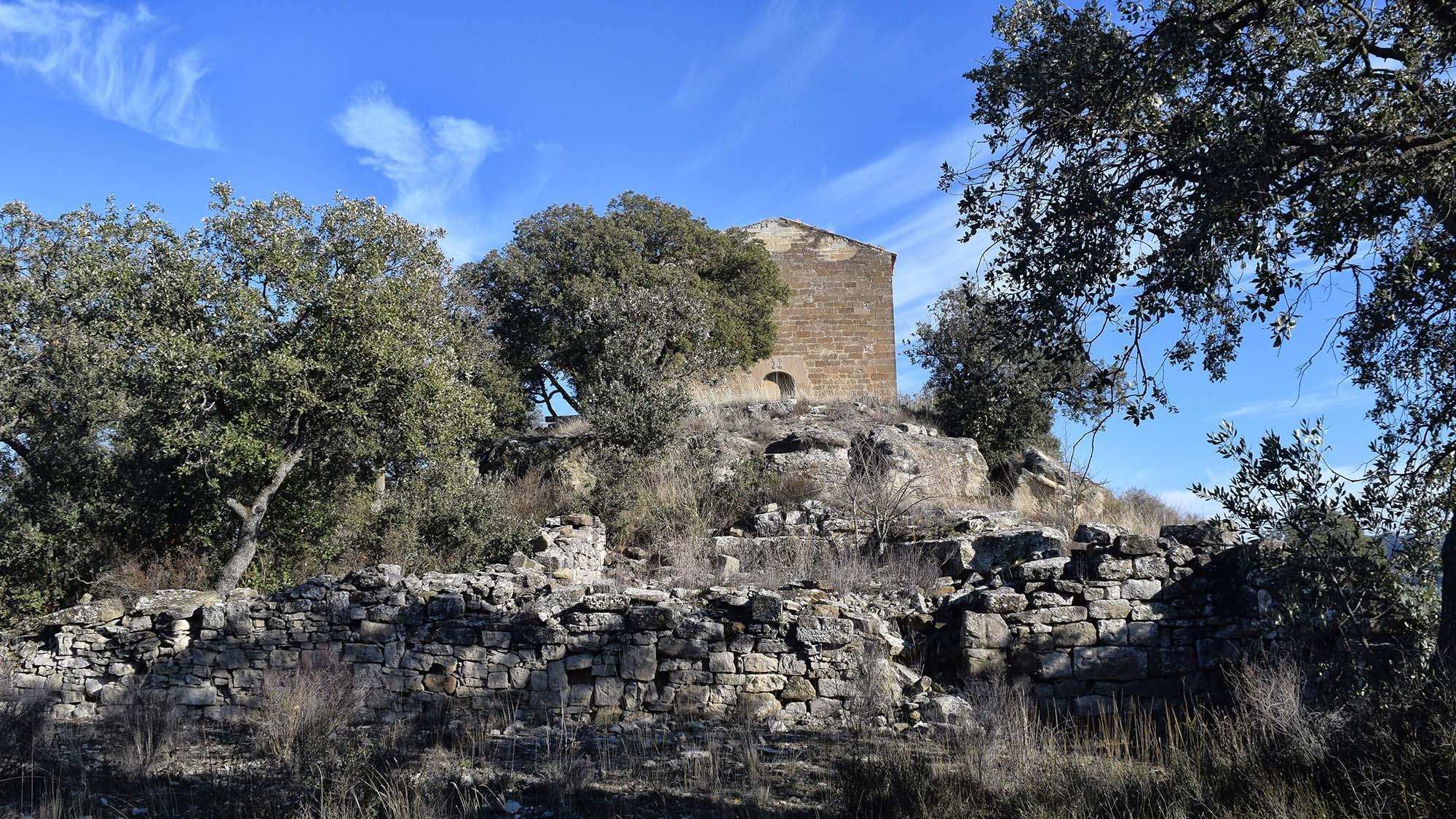 Ermitage de Sant Miquel de Tudela