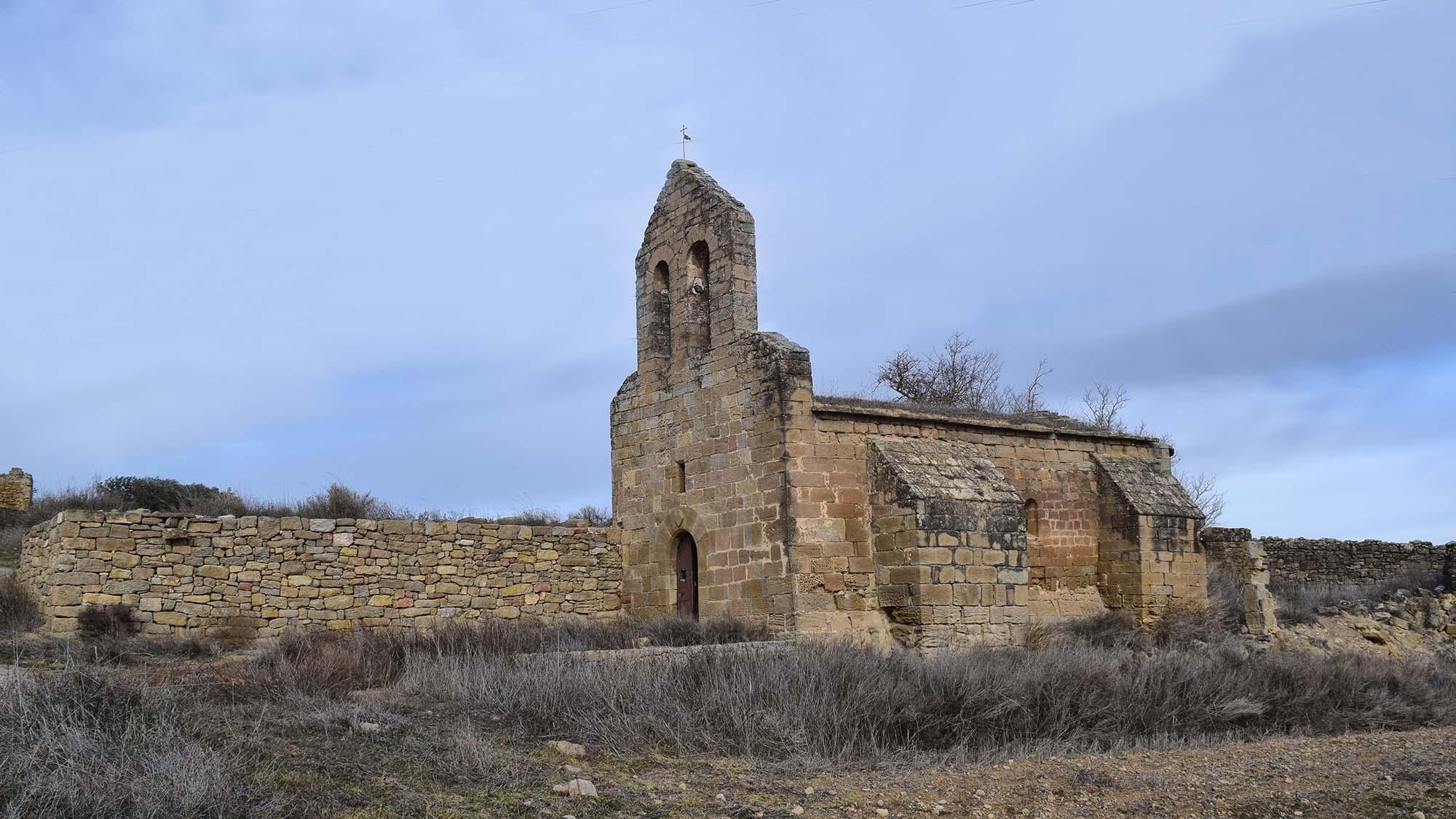 Iglesia de Sant Pere de les Sitges