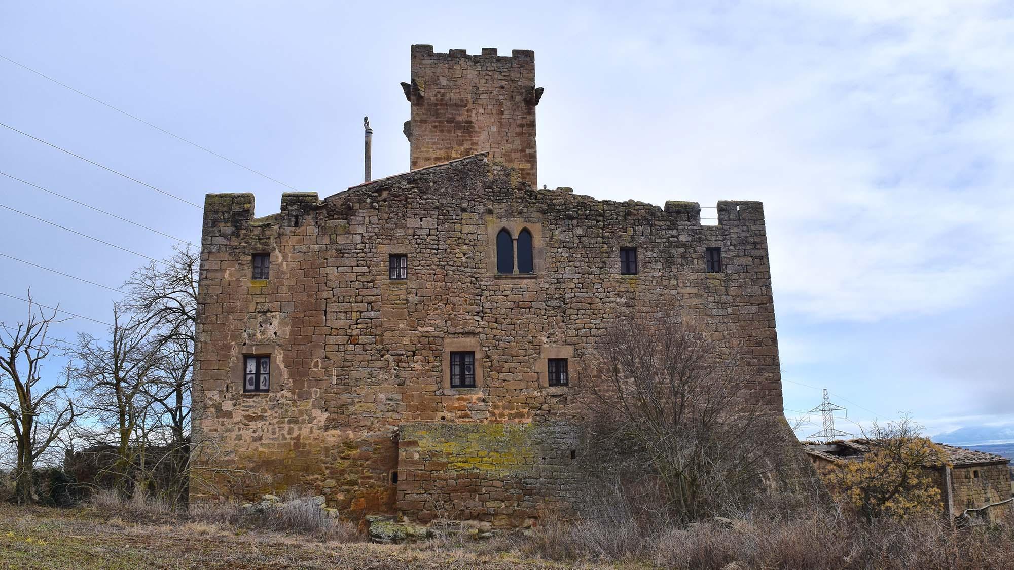 Castillo de Les Sitges
