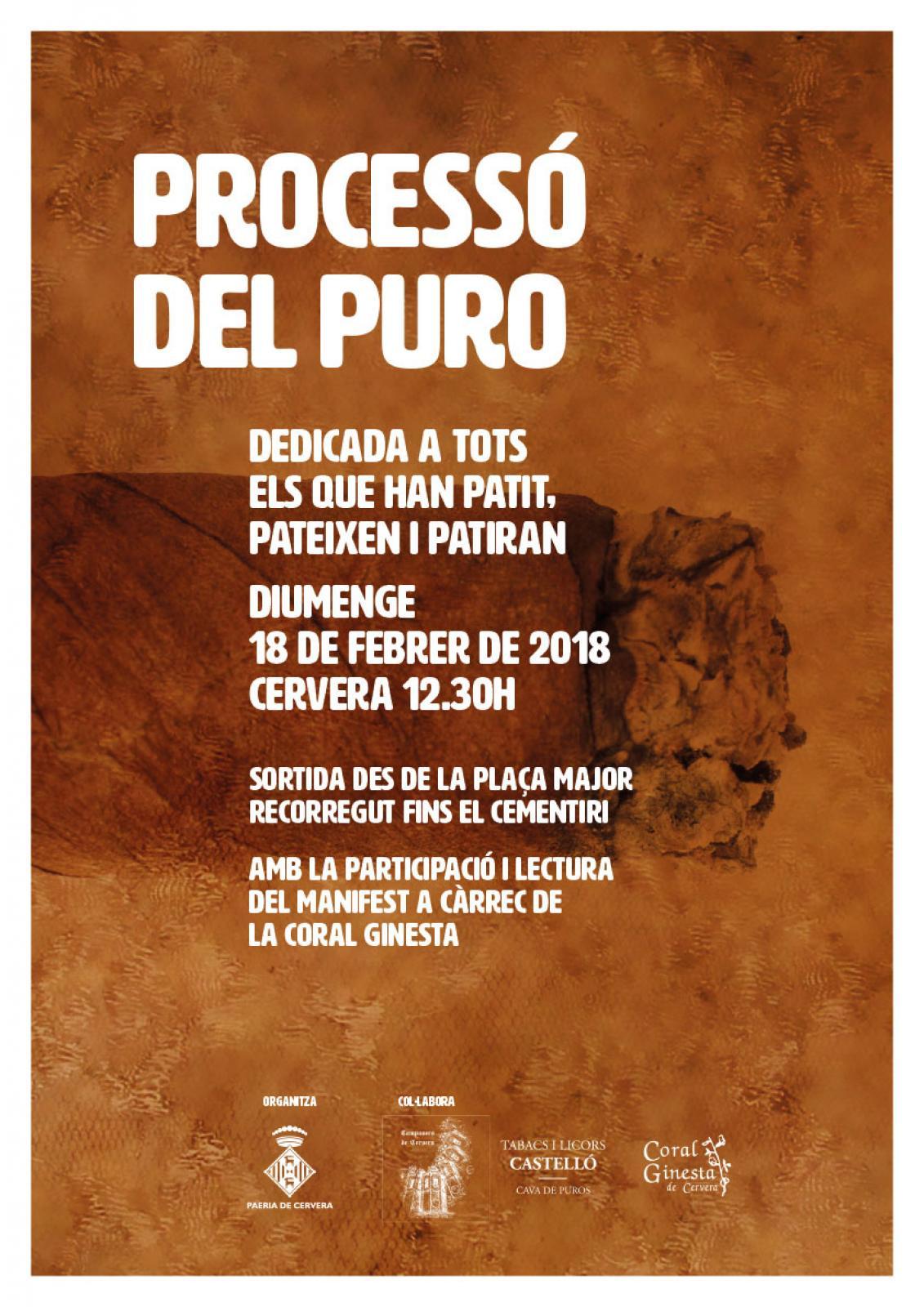 Processó del Puro 2018