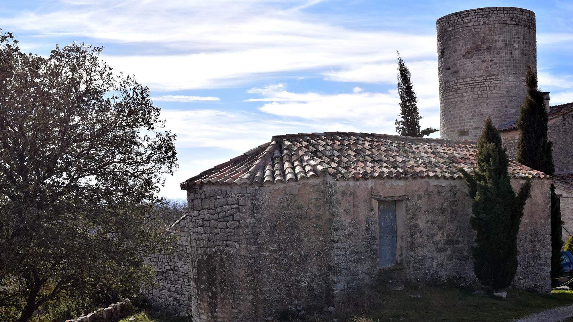Church of Sant Pere de Mejanell