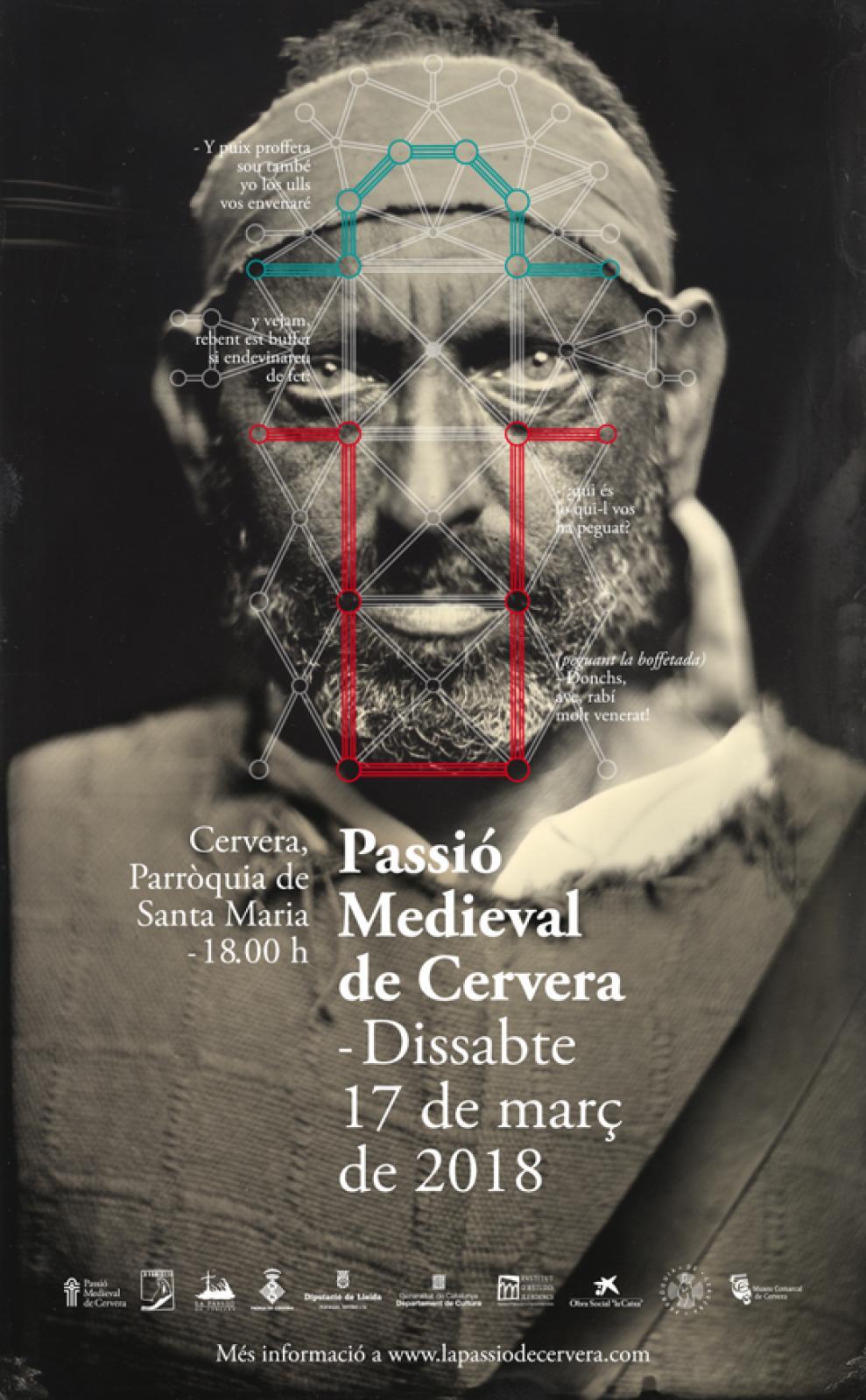 La Passió Medieval de Cervera