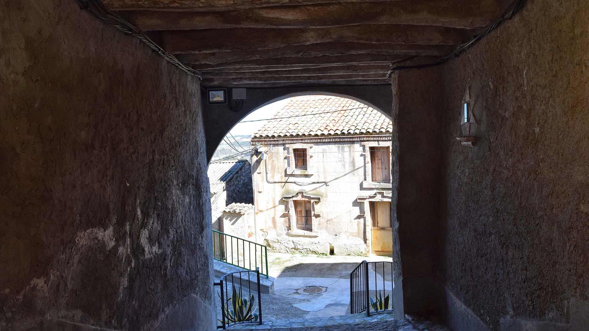 Vila vella  Carrers