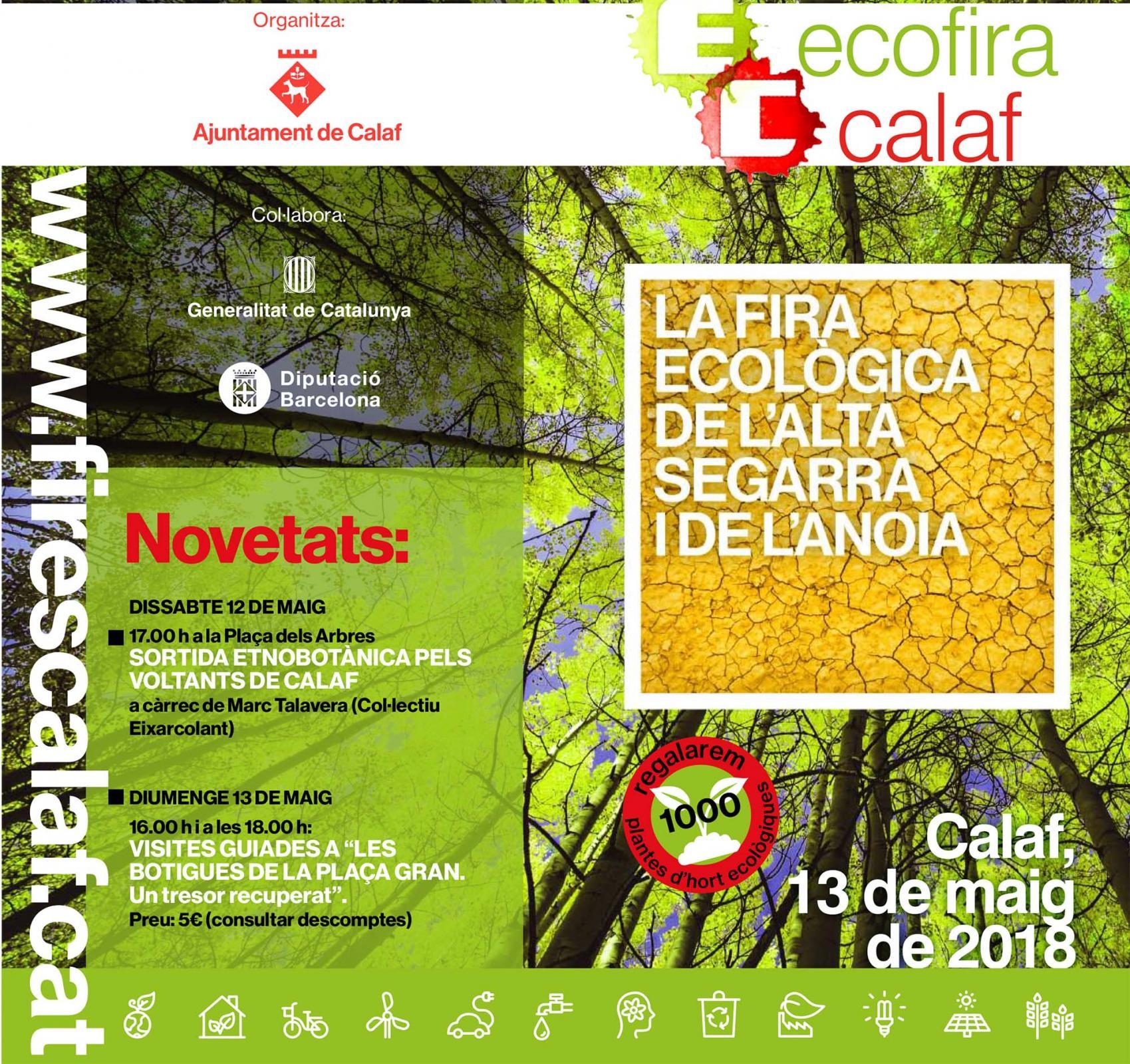 3a EcoFira de Calaf 2018