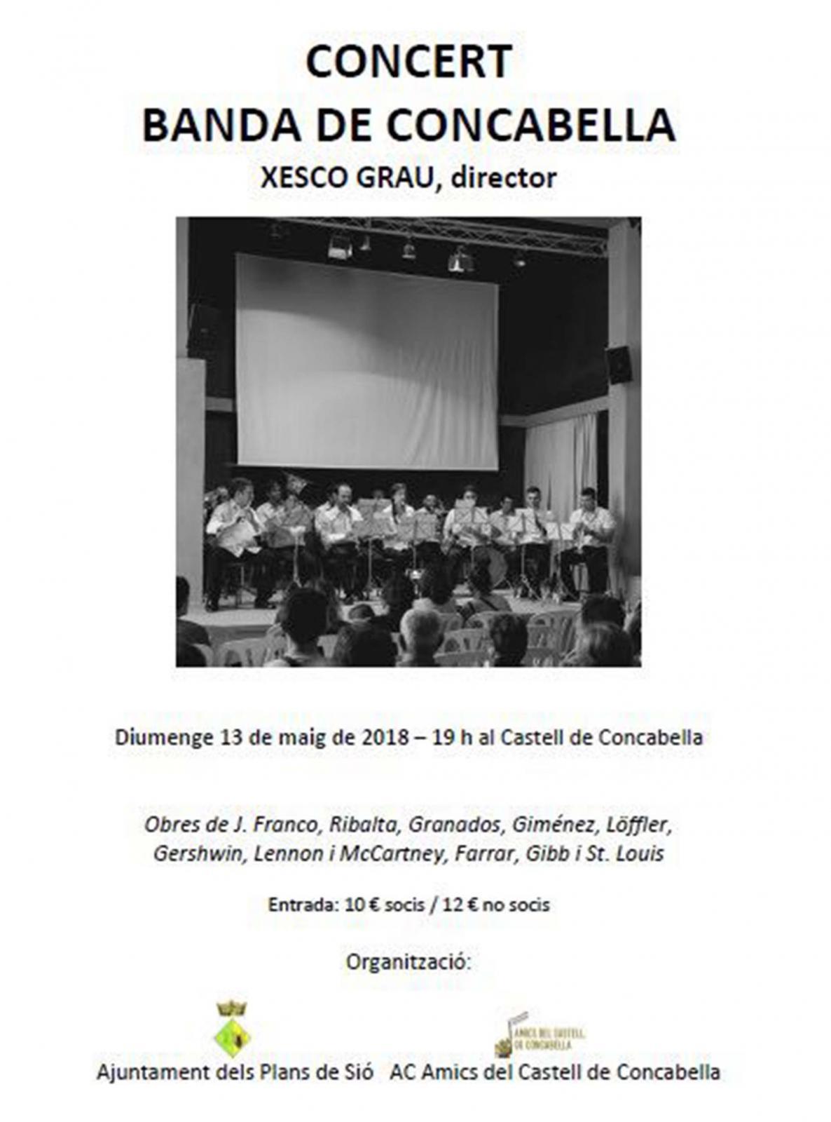 Concert de la Banda de Concabella