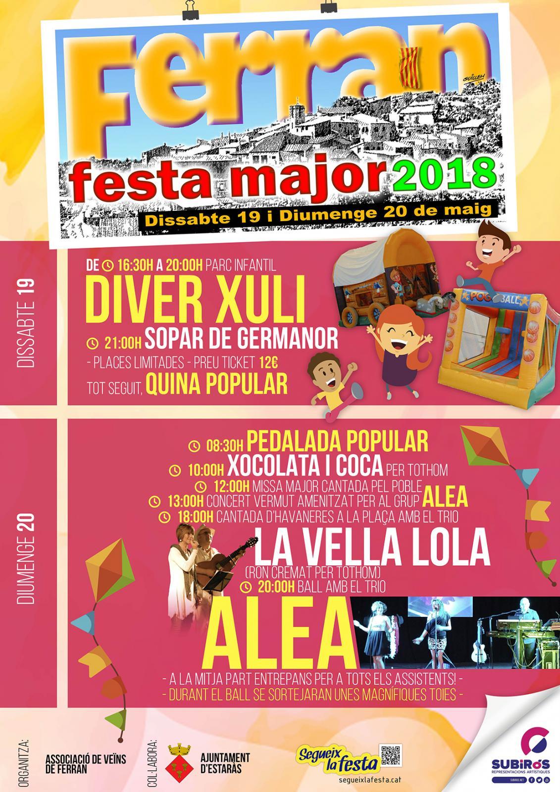Festa Major de Ferran 2018