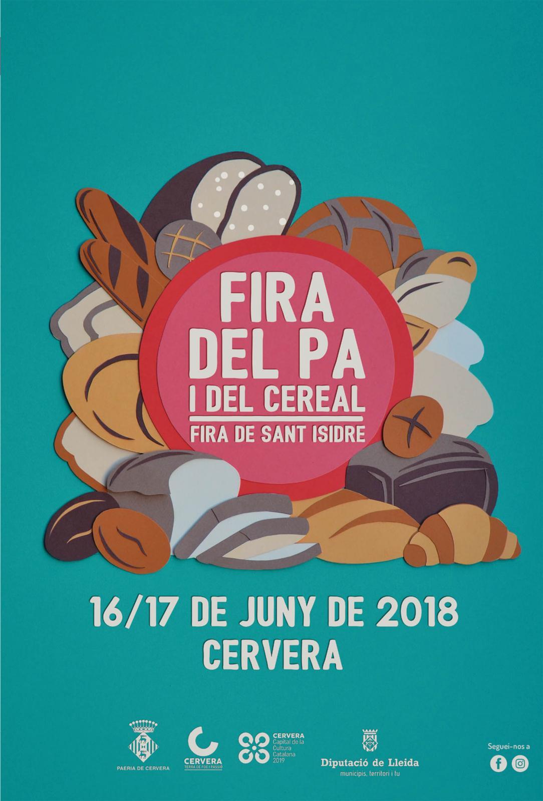 Fira del Pa i el Cereal 2018