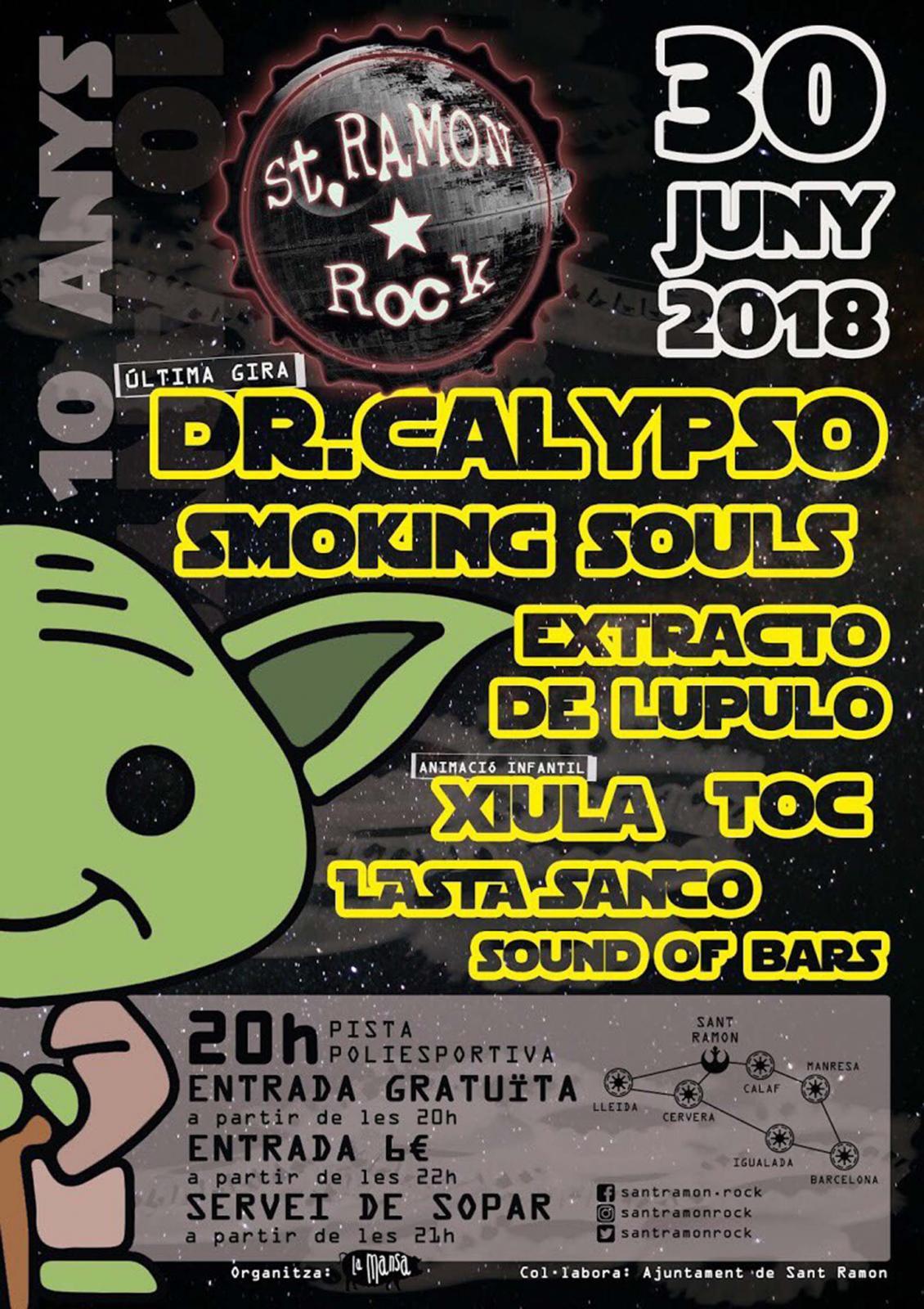 SantRamonRock 2018