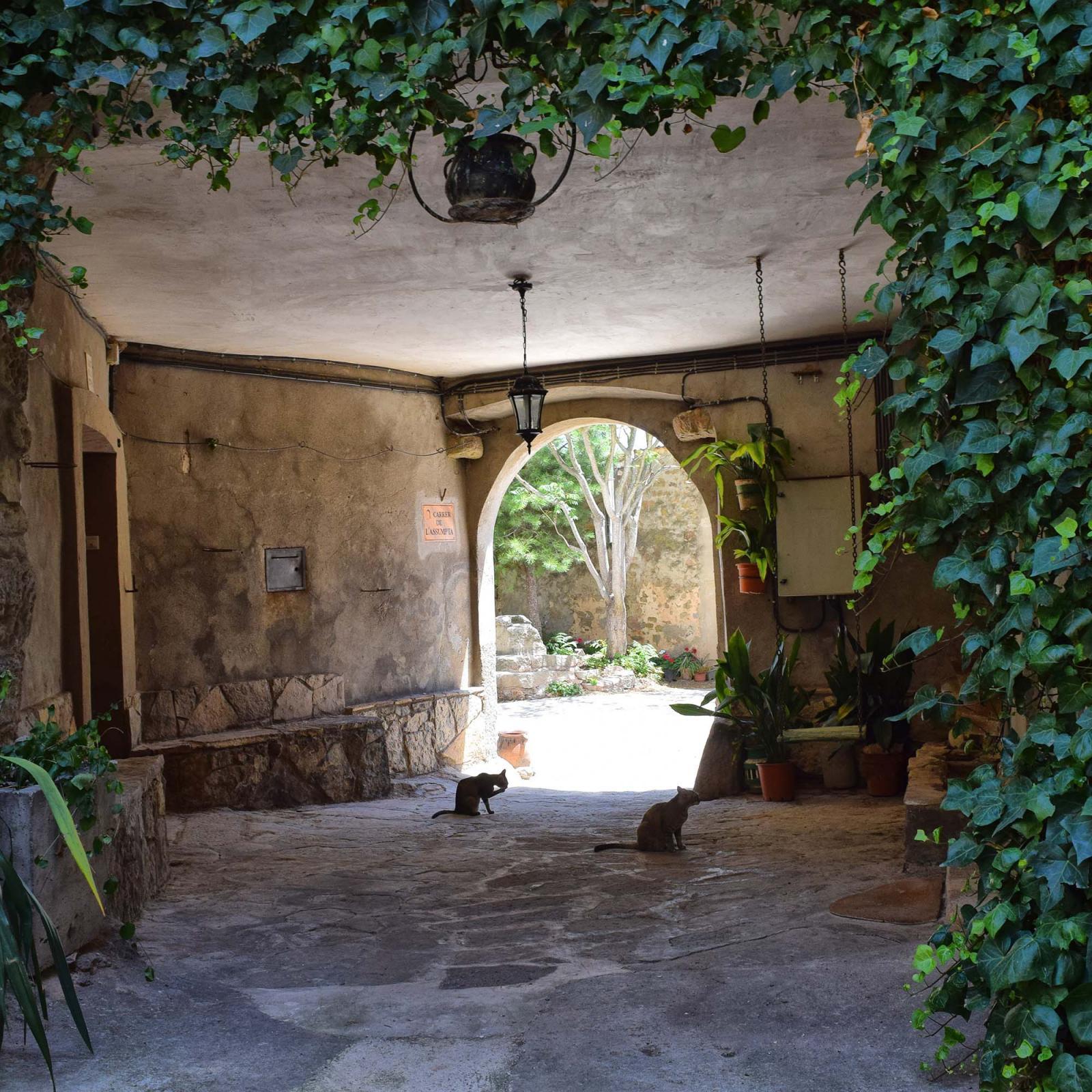Vila closa de Ratera
