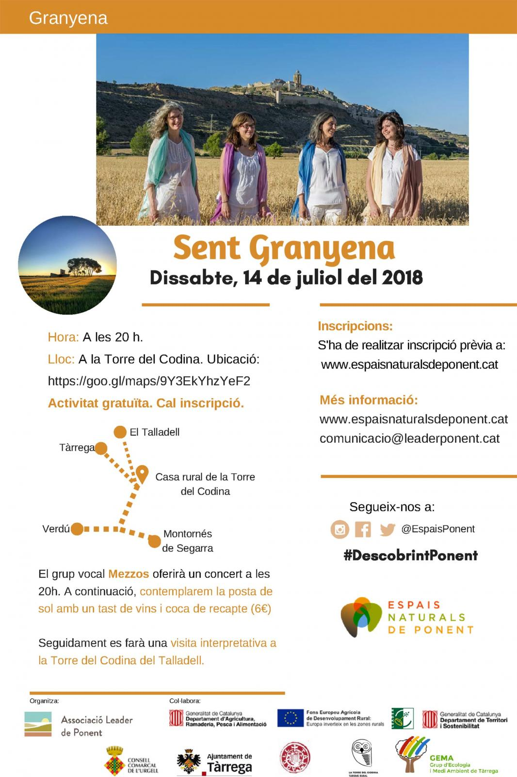 Sent Granyena