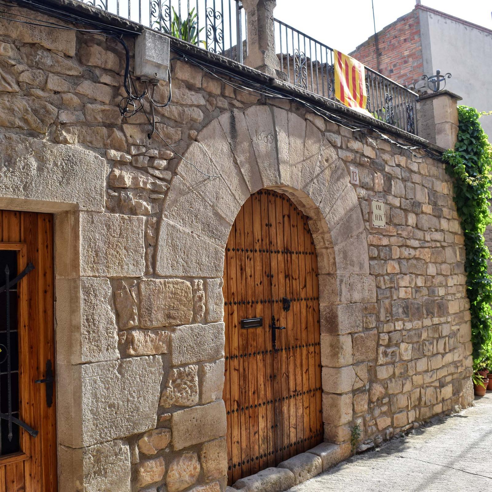Edifici Cal Foix