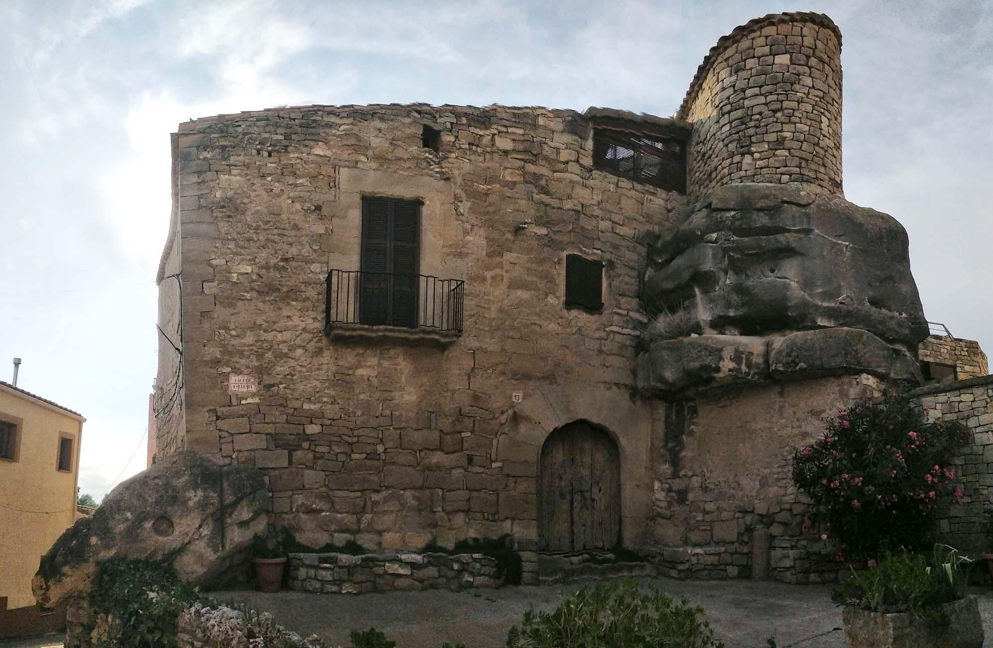 Castillo Rocafort de Vallbona