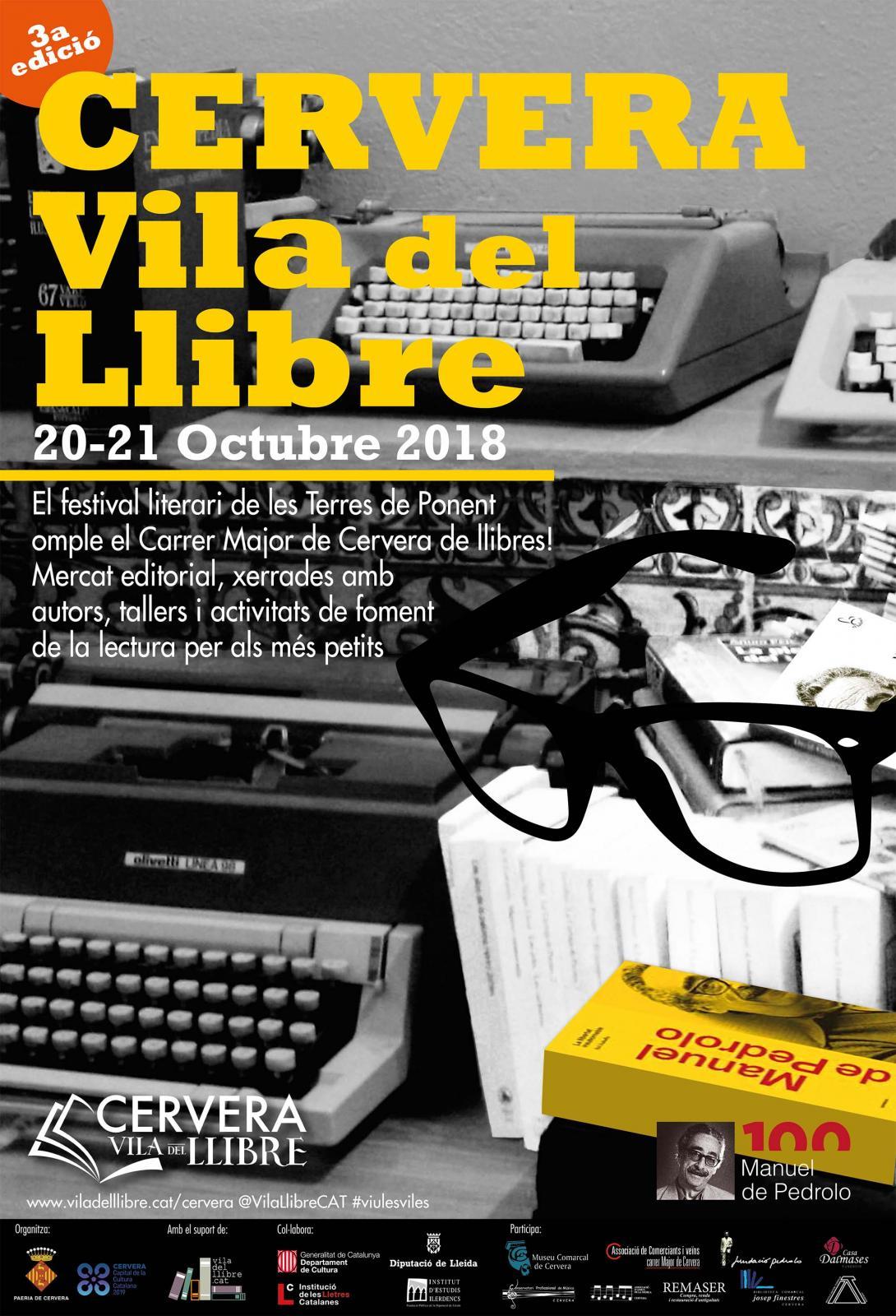 3a Vila del Llibre de Cervera
